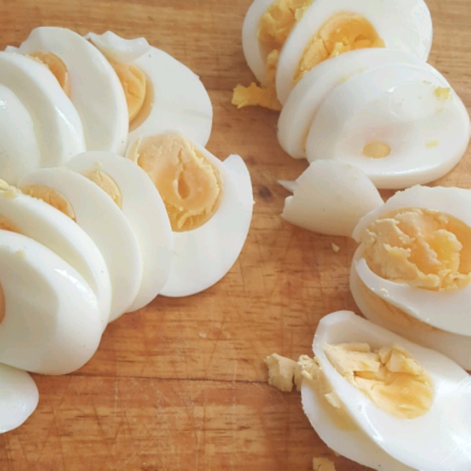 Soft Hard-Boiled Eggs candice82