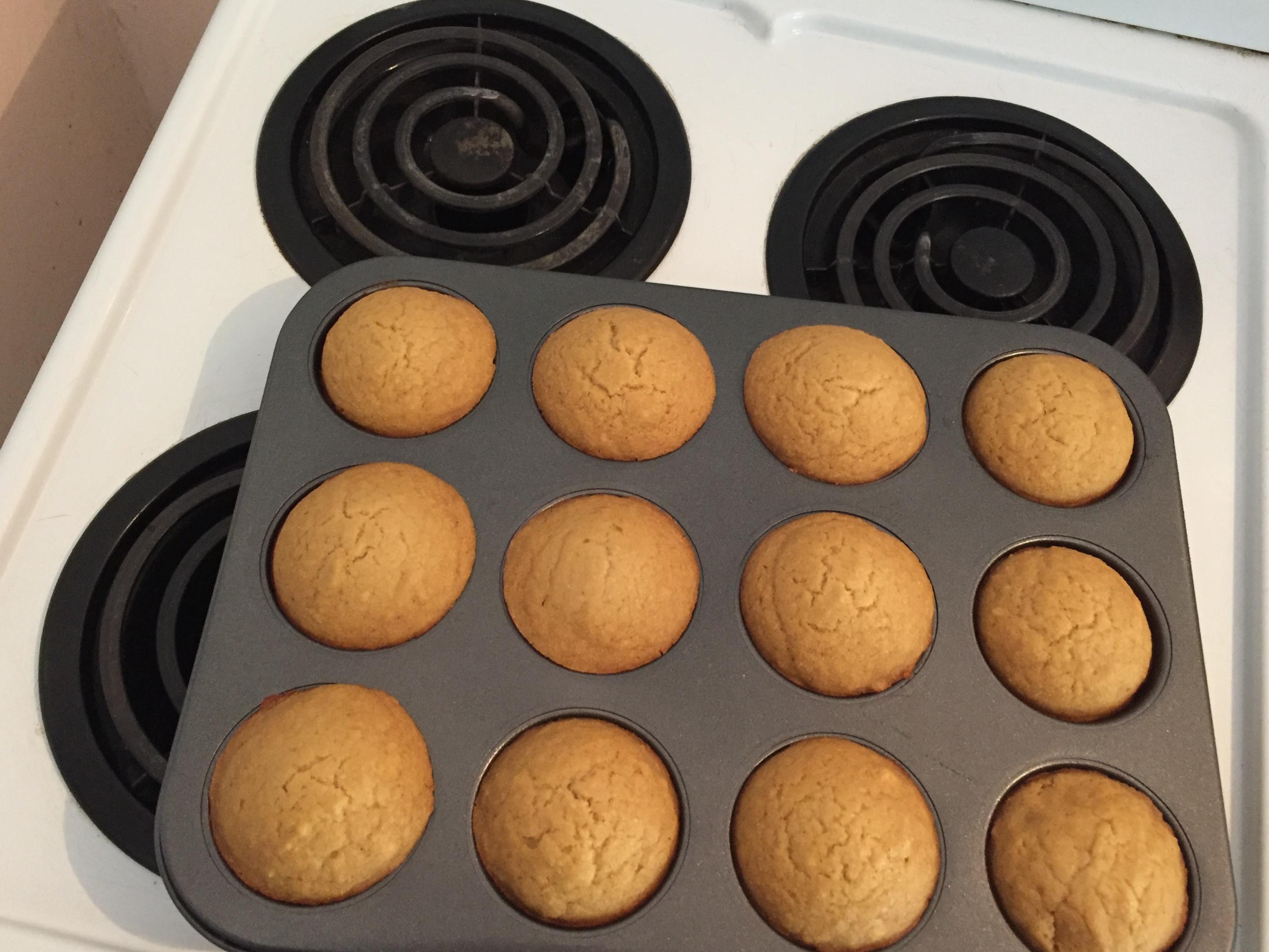 Vegan Agave Cornbread Muffins Kathy Perkins