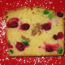 Cranberry-Orange Nut Bread Sonni