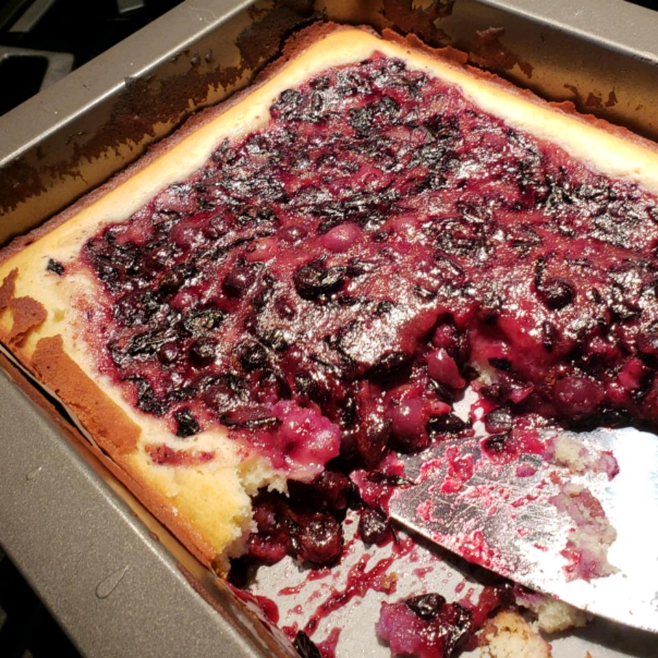 Finnish Blueberry Pie Daniel Oberman