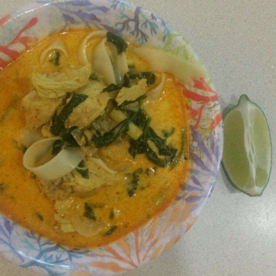 Khao Soi Soup Amy Kelley