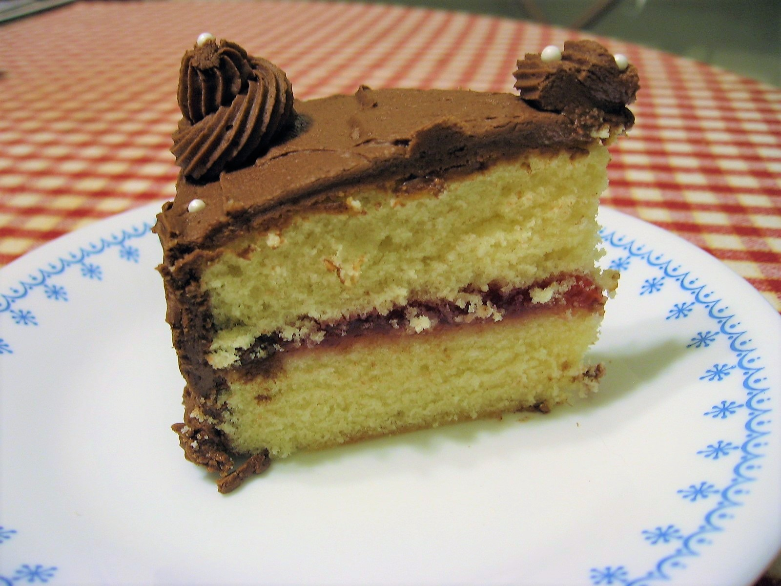 Mary Oppenhiemer's Butter Cake