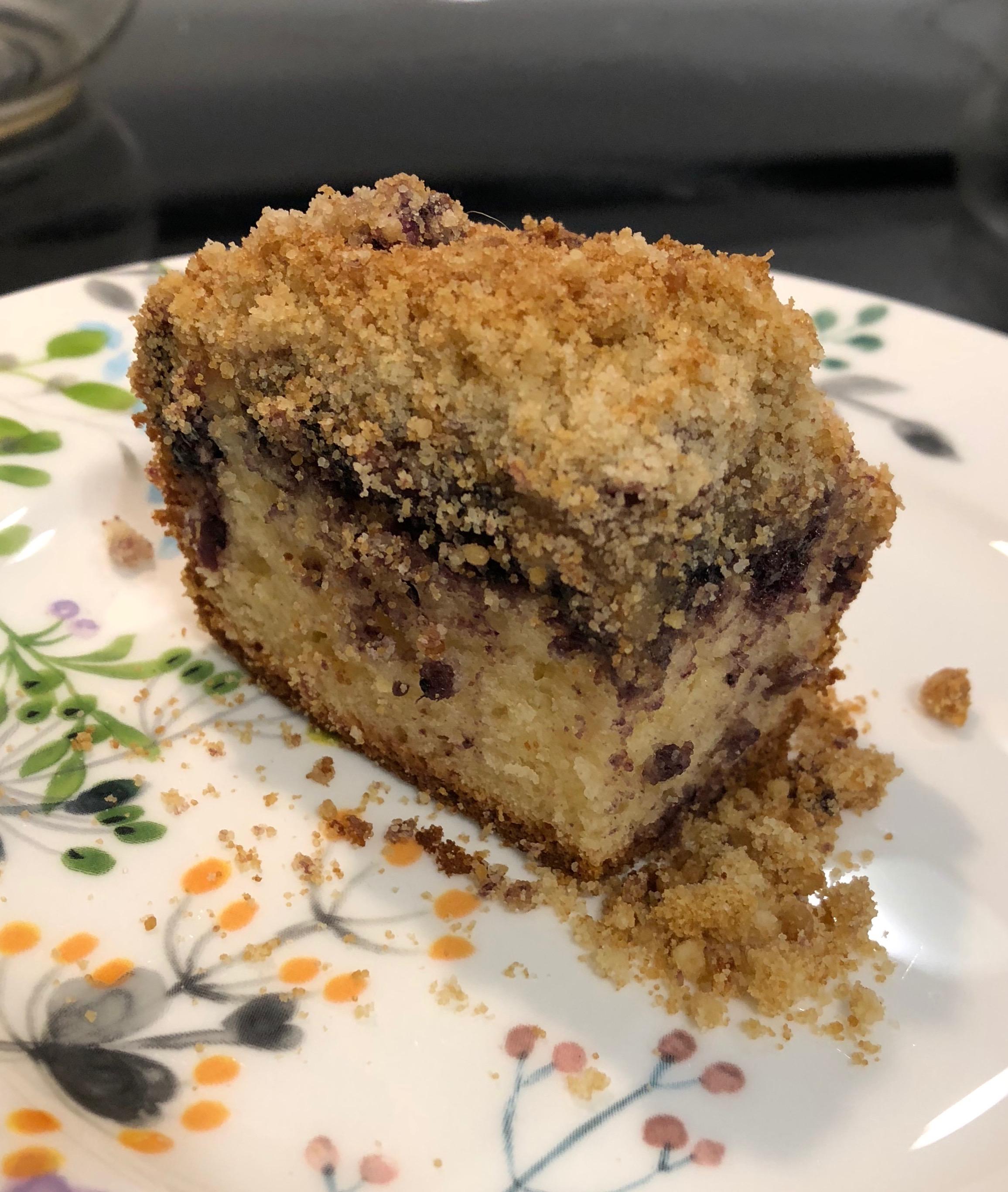 Mulberry Kuchen (Cake) zugatti