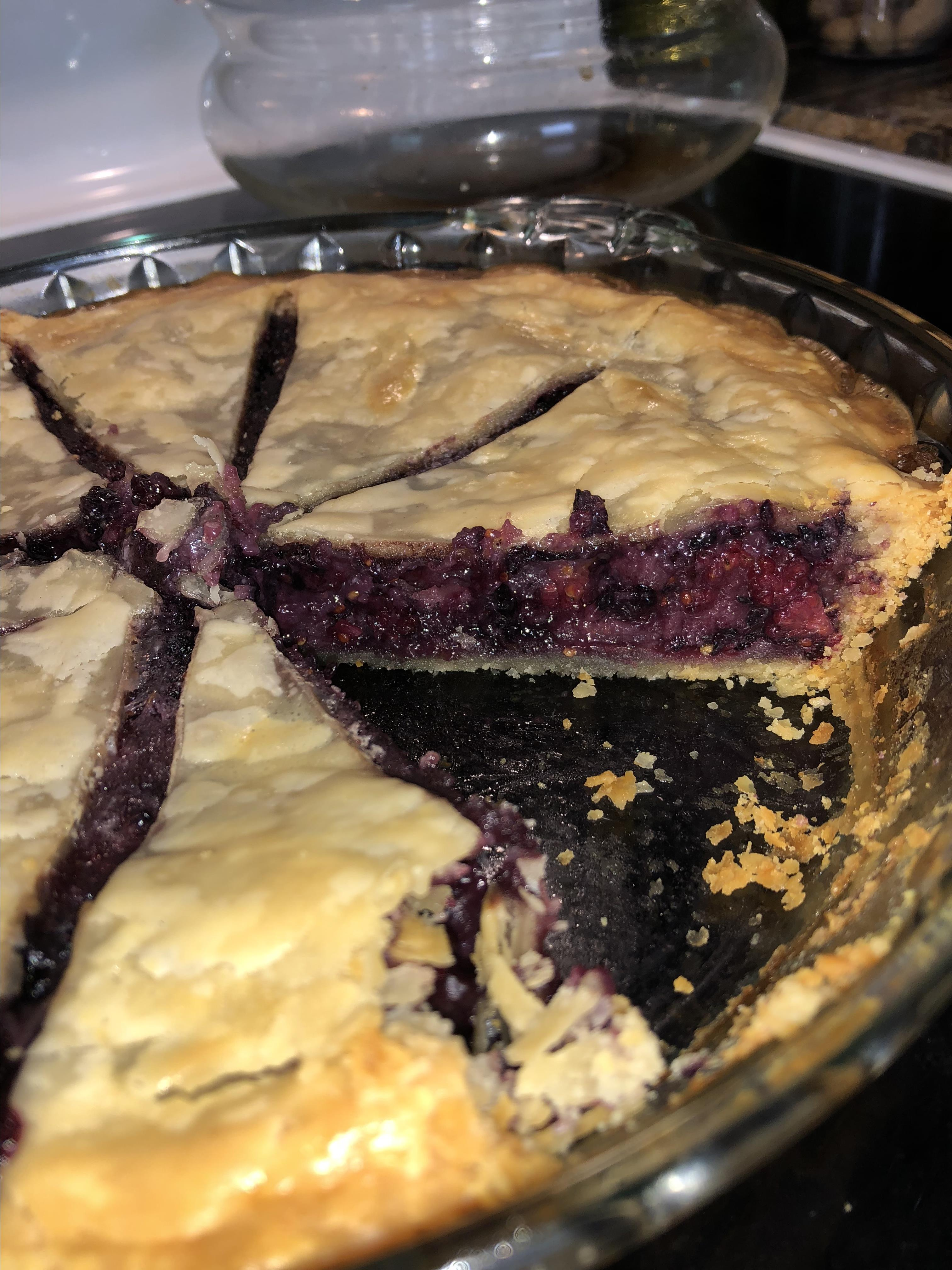 Mulberry Pie zugatti
