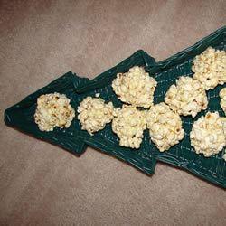 Marshmallow Popcorn Balls GodivaGirl