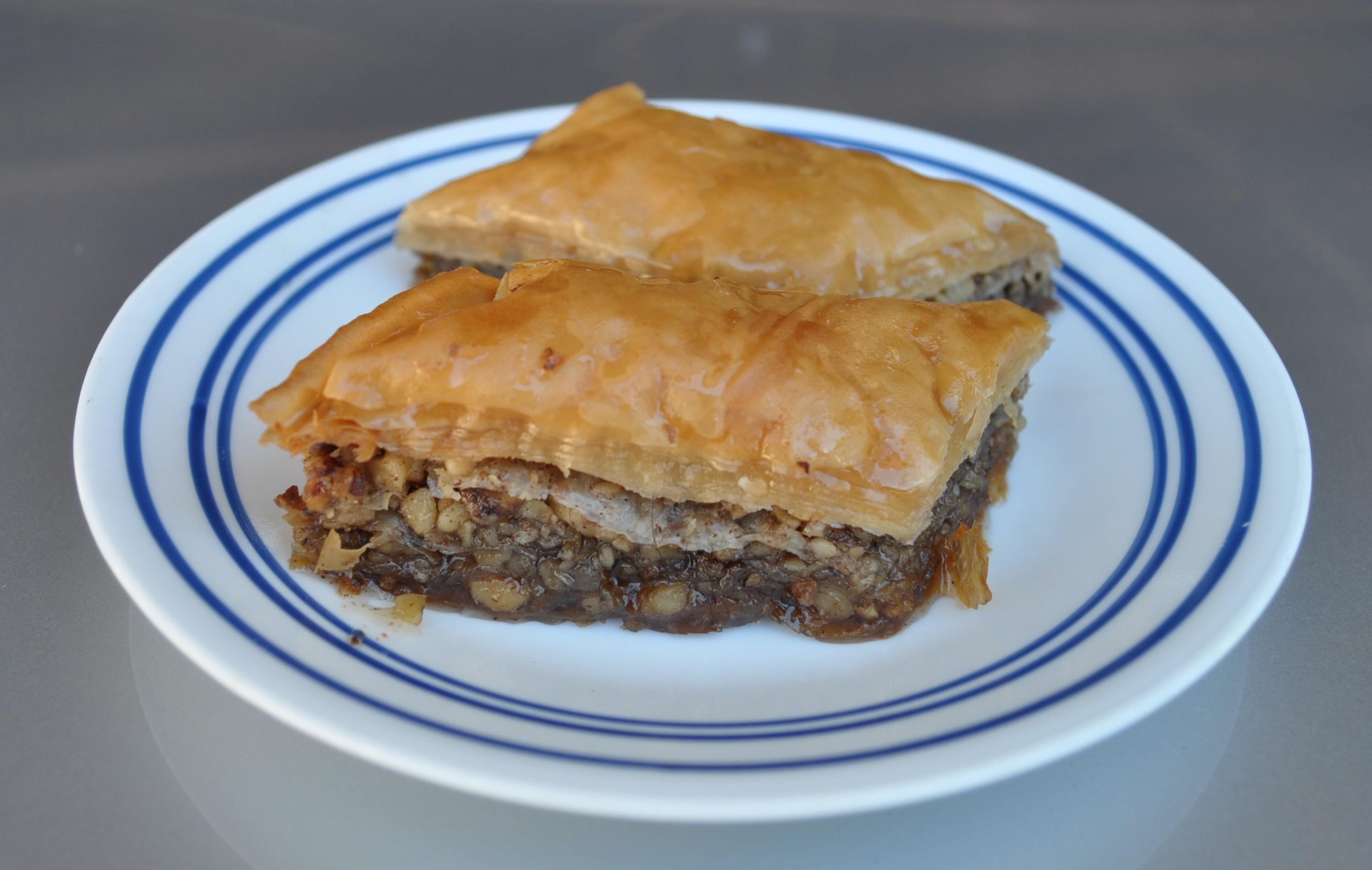 Greek Baklava NEONWILLIE