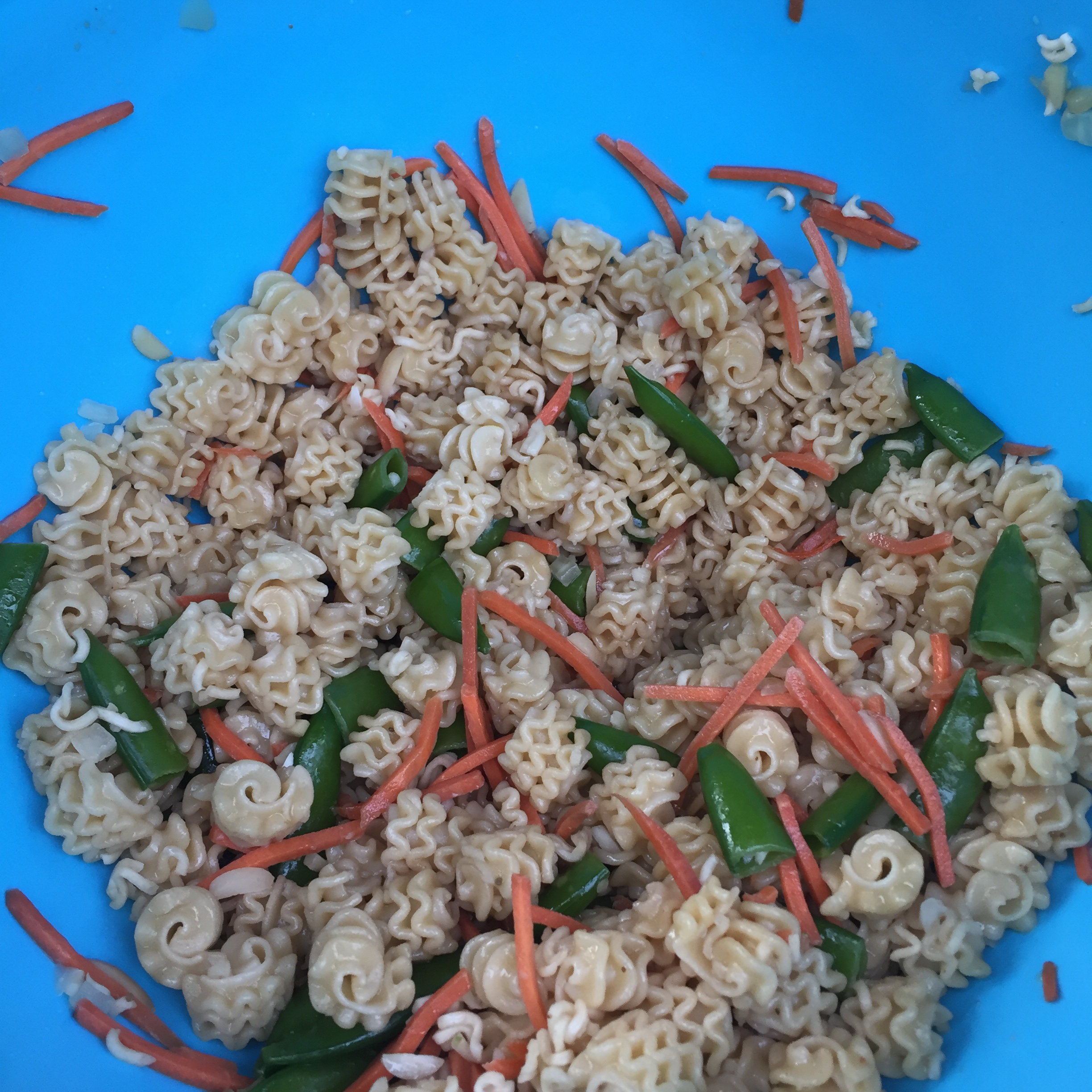 Asian Noodle and Pasta Salad