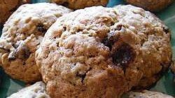 Oatmeal Raisin Cookies X