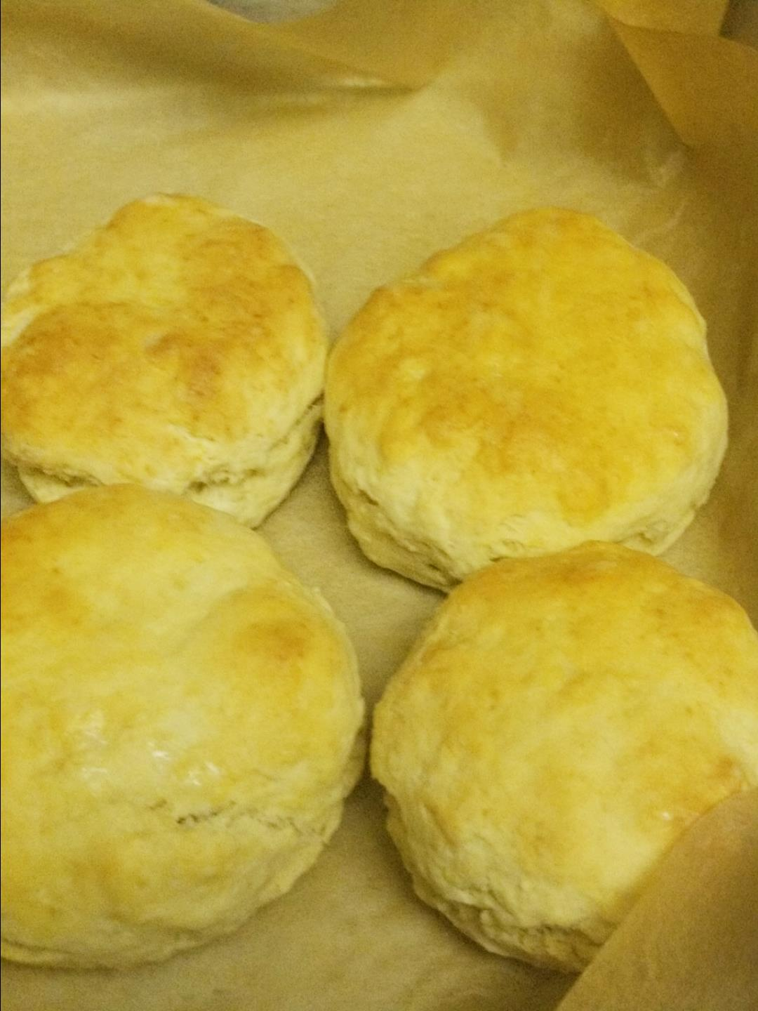 Sour Cream Biscuits Marie Knight Rizo