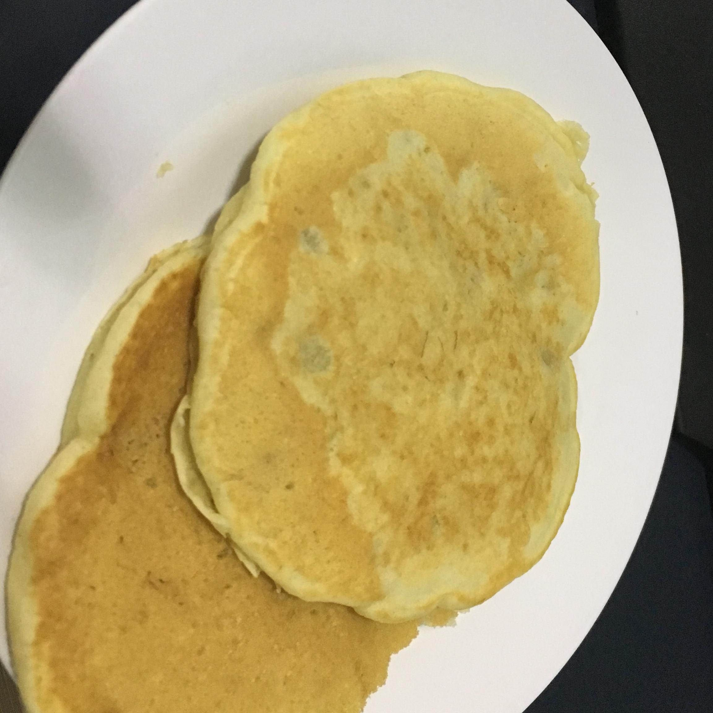 Banana Pancakes I