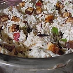 easy caramel apple salad with cinnamon recipe
