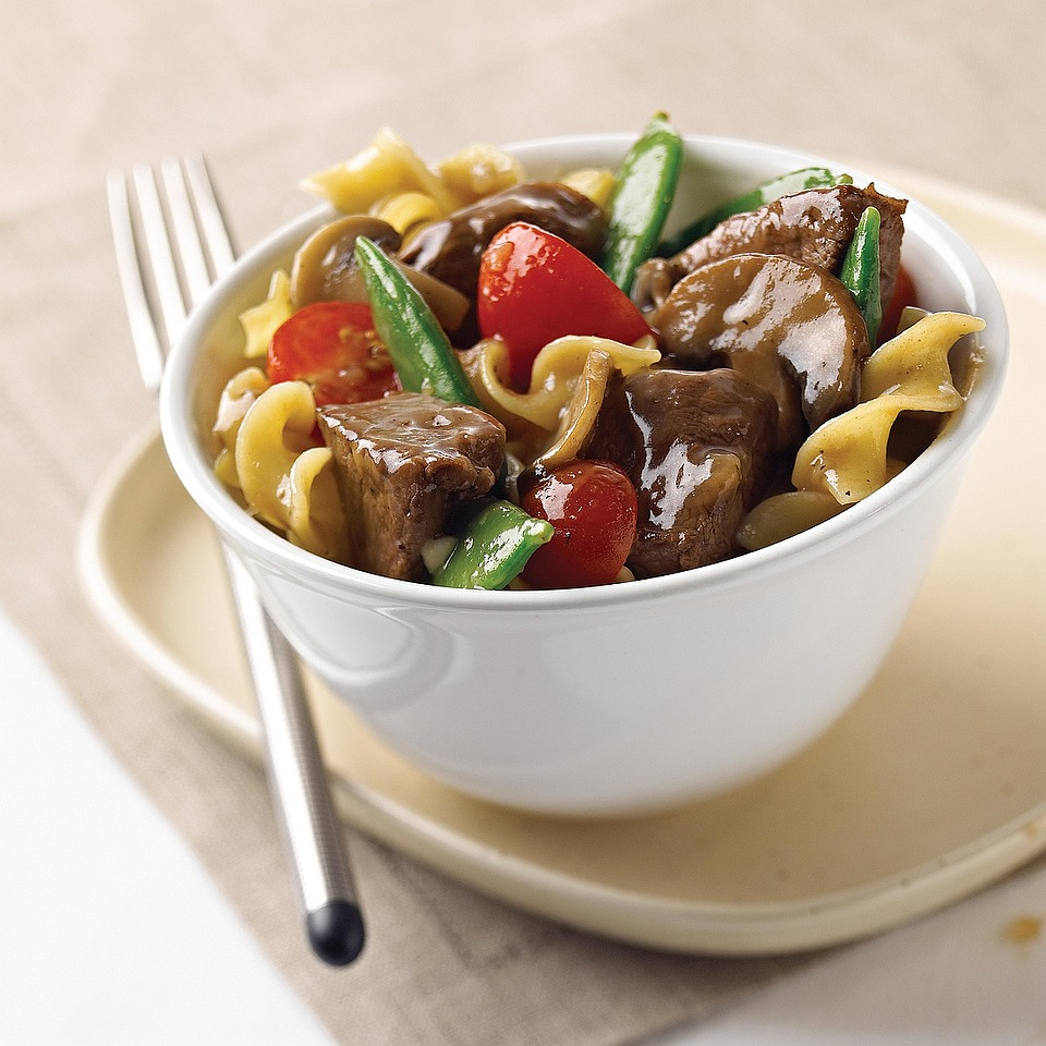 Beef-Vegetable Ragout Trusted Brands