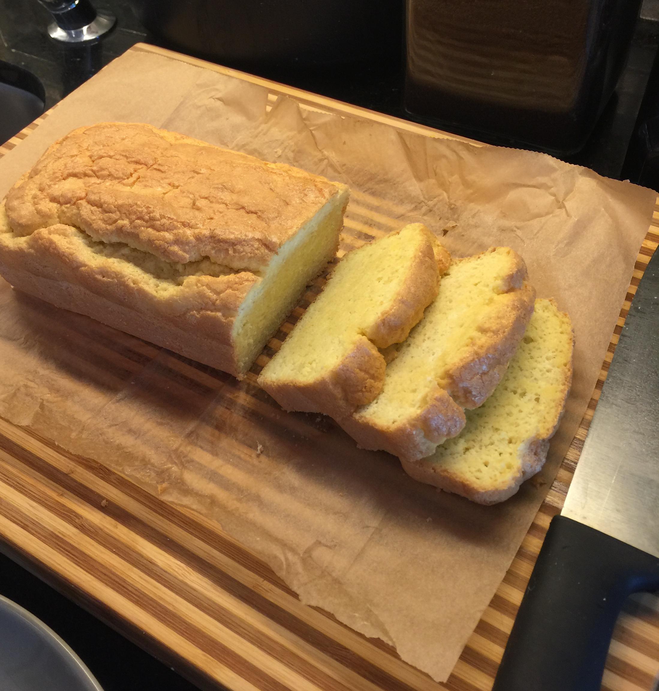 Grain-Free Butter Bread Alexa Baggio