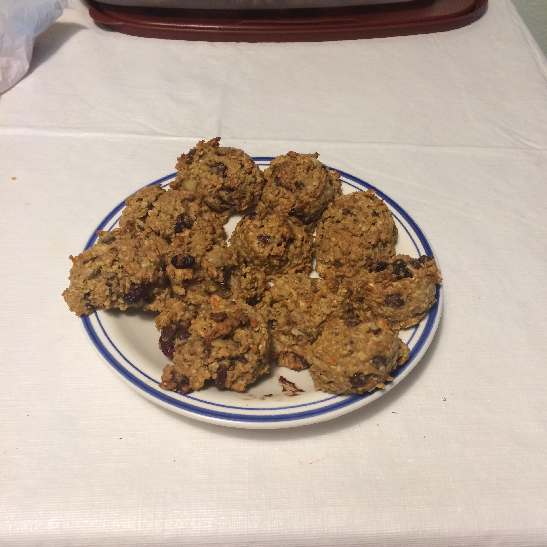 Healthier Chewy Chocolate Chip Oatmeal Cookies Liz Kruze