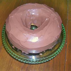 Ho Ho Ho Rum Cake Carol
