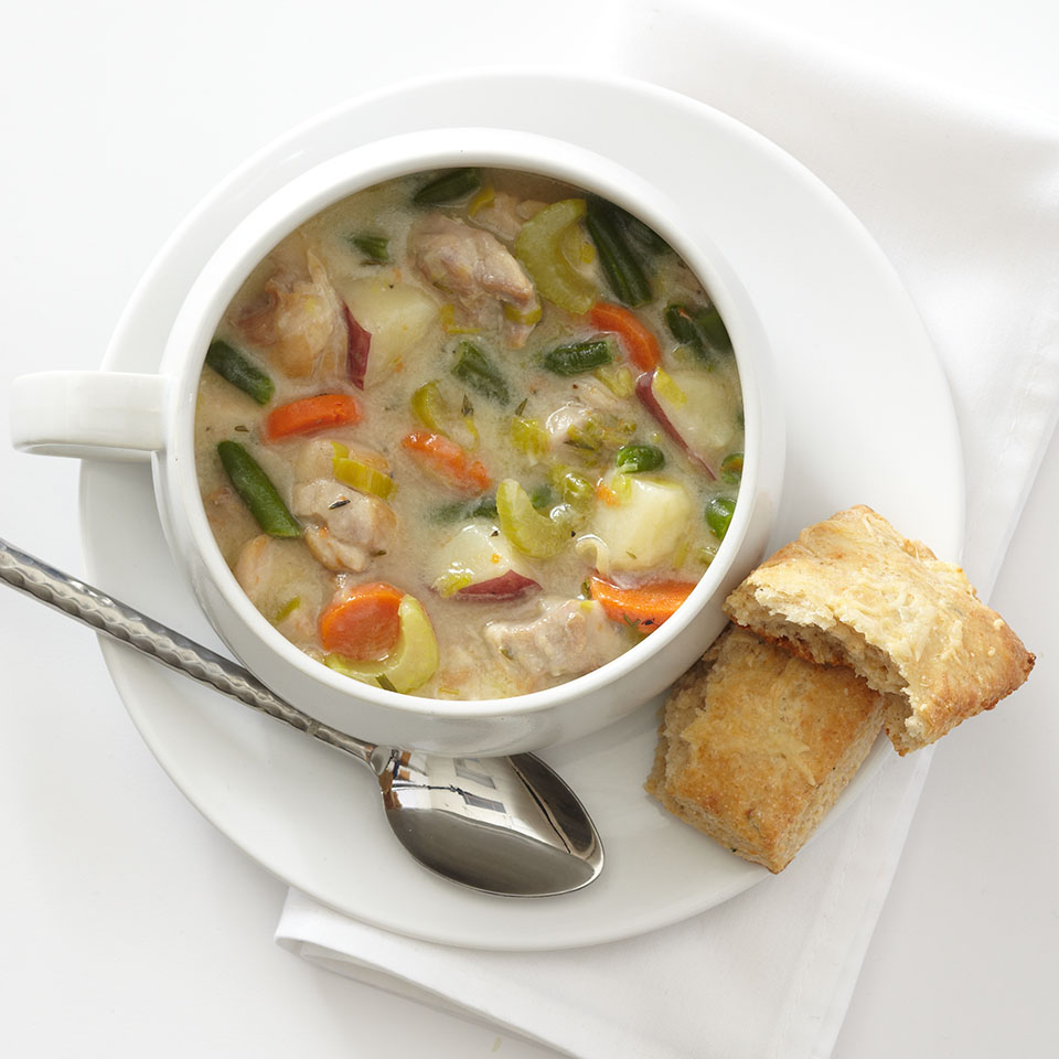 Hearty Chicken Stew Diabetic Living Magazine