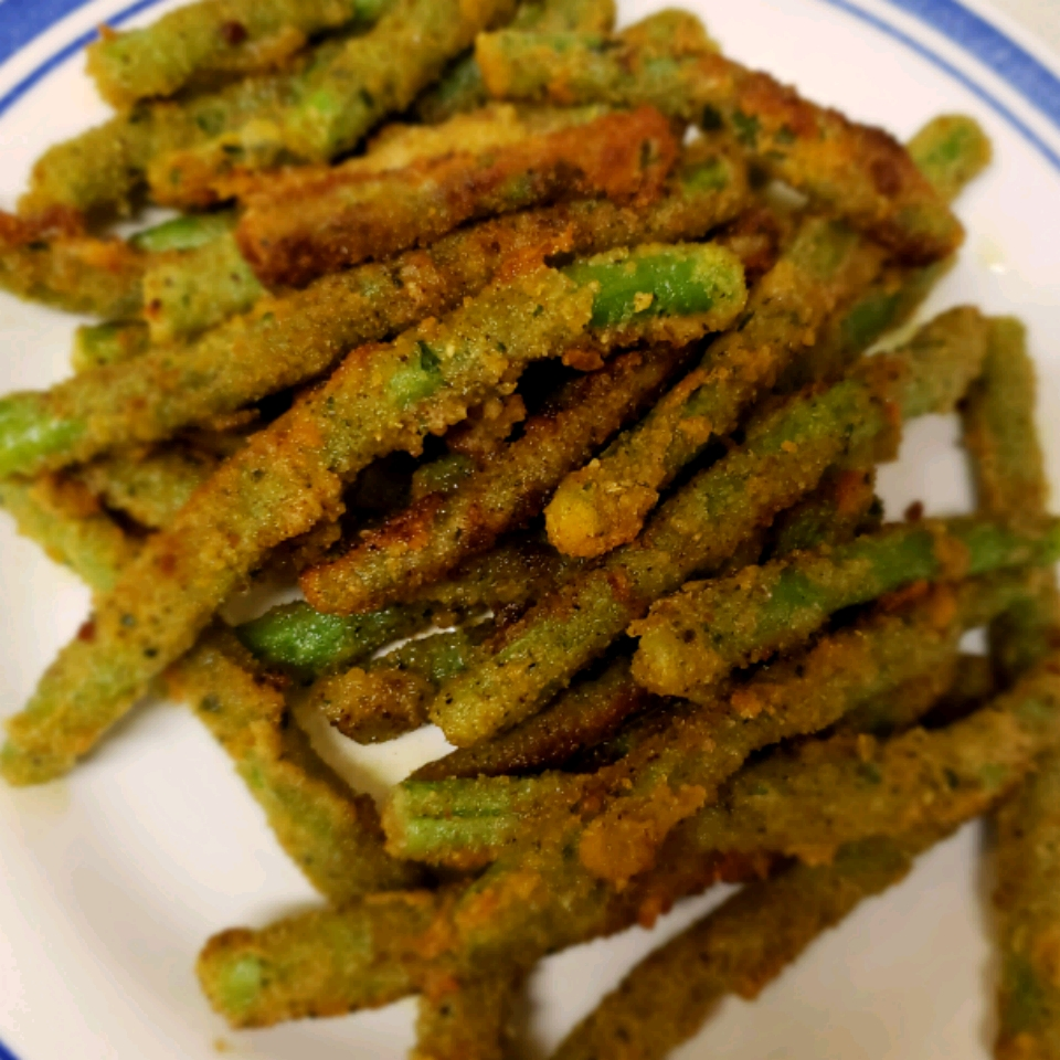 Green Bean Fries Chantrice Andre