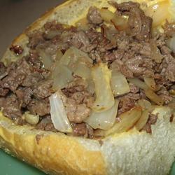 Philly Cheese Steak Diane Boggs Colbert