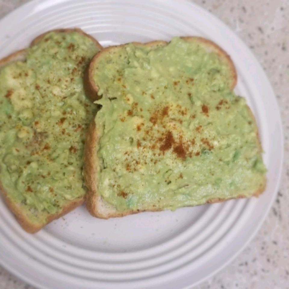 Avocado Toast (Vegan)