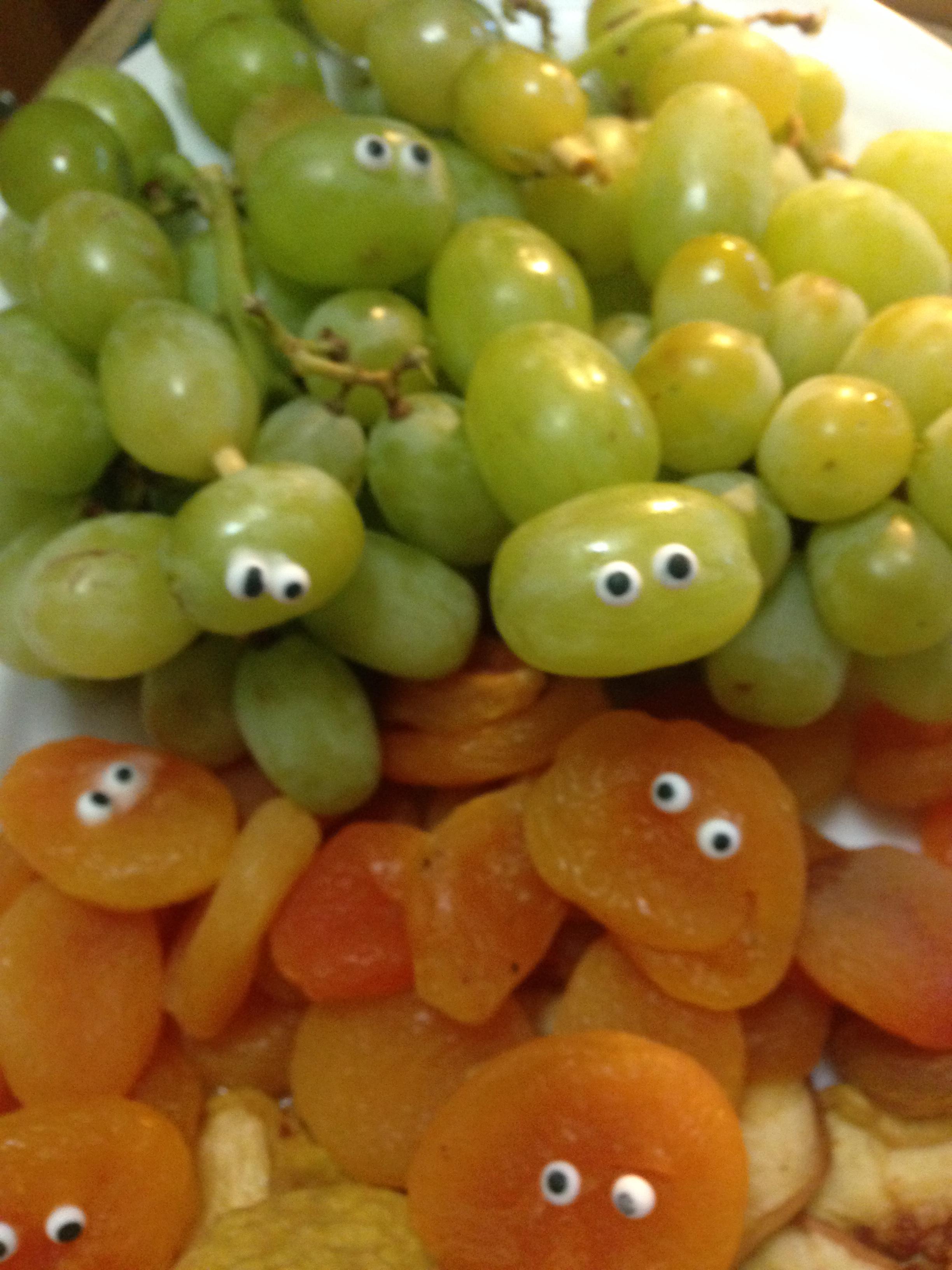 Halloween Fruit Snacks AllrecipesPhoto