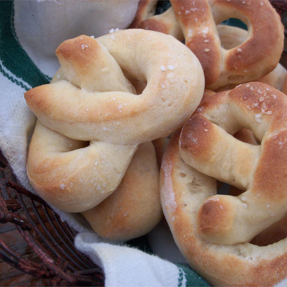 Baked Pretzels pomplemousse