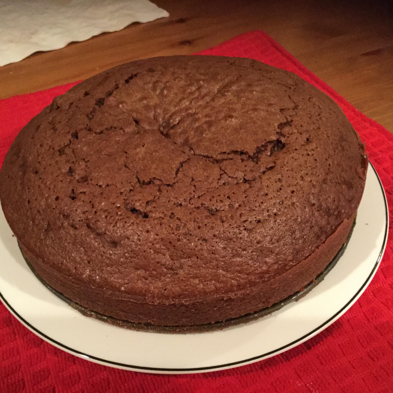 Old Fashioned Fudge Cake DHCarlin