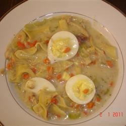 After-Thanksgiving Turkey Soup sobee18