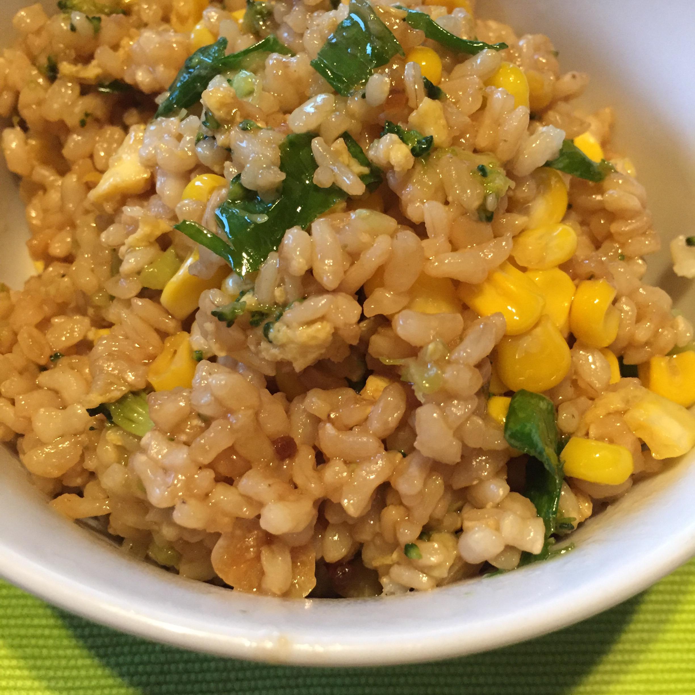 Vegetarian Fried Rice jill