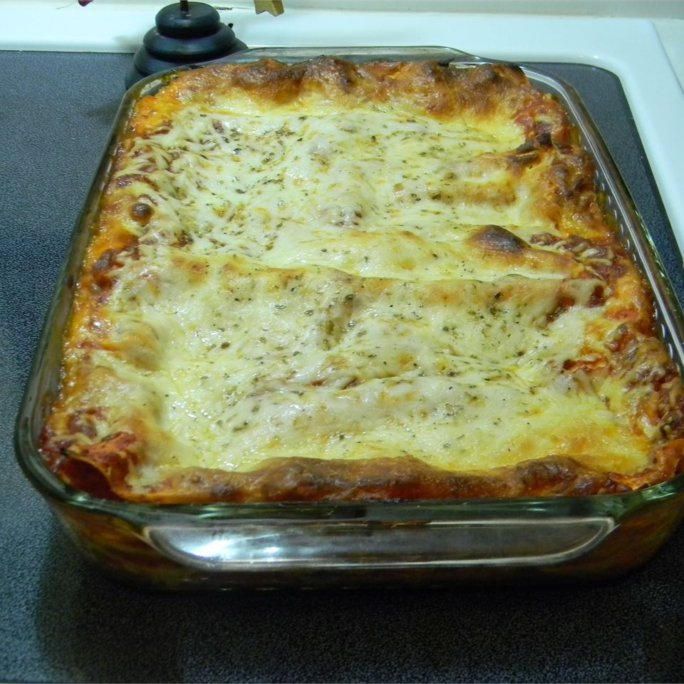 Hearty Vegetable Lasagna Andrea