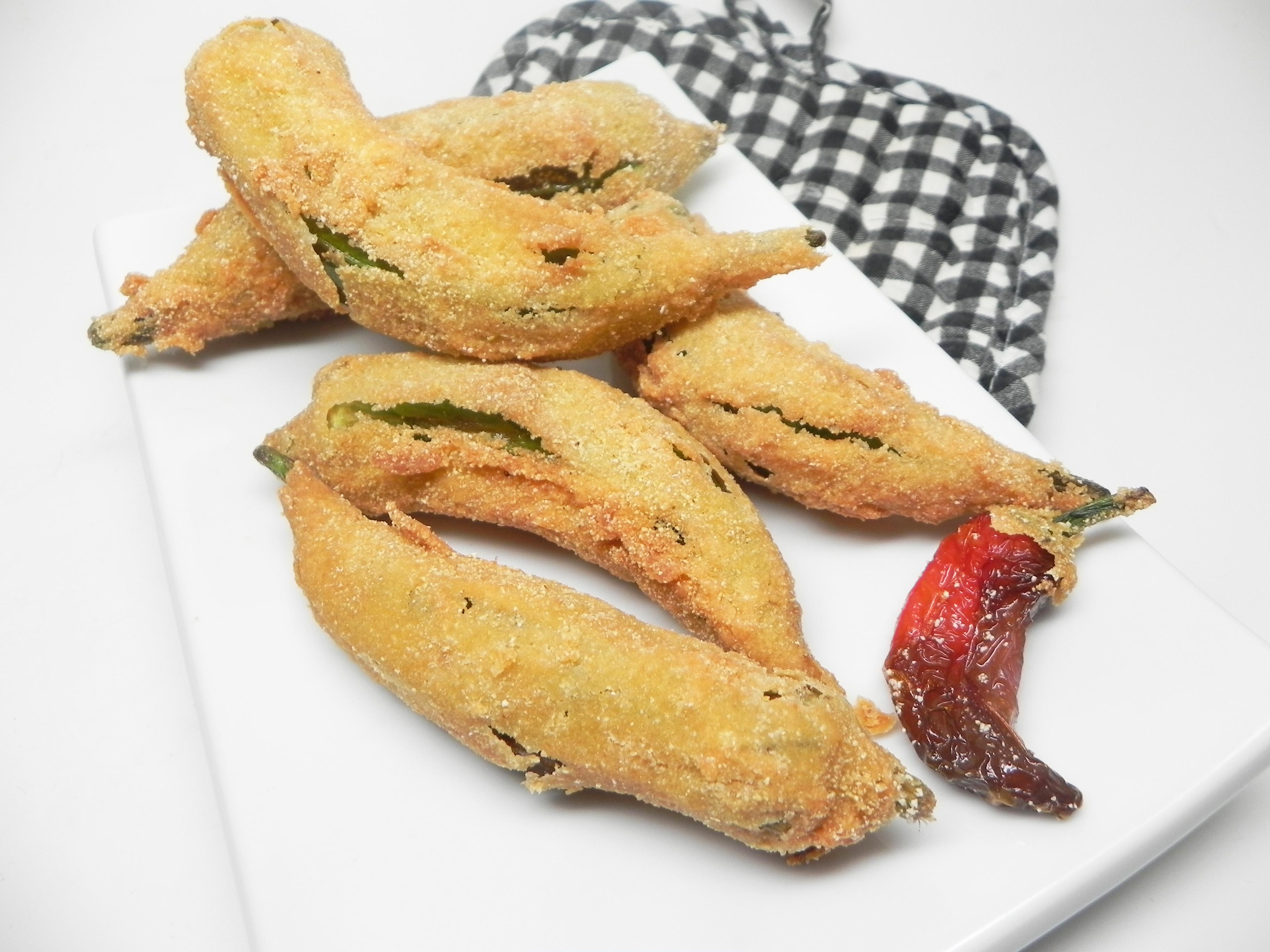 Stuffed Okra