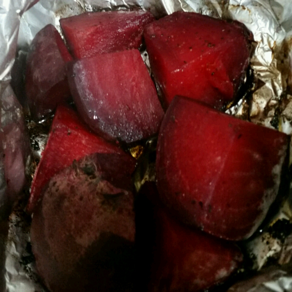 Beets on the Grill travellinggirl