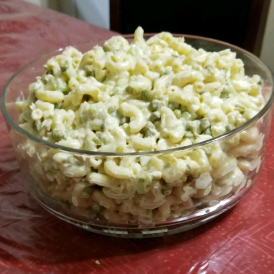 Amelia's Tuna Macaroni Salad