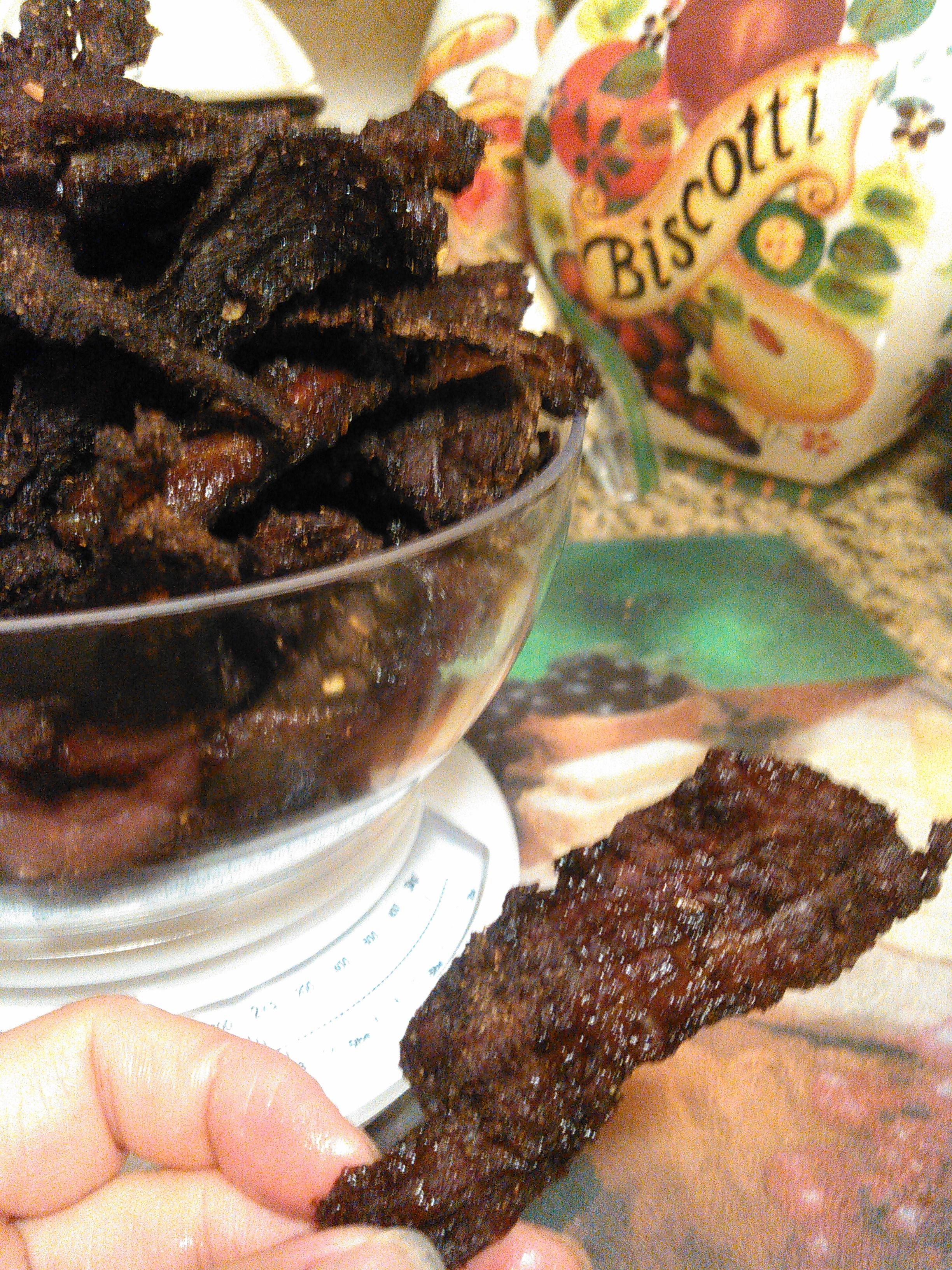 Homemade Beef Jerky Kitty Kueen