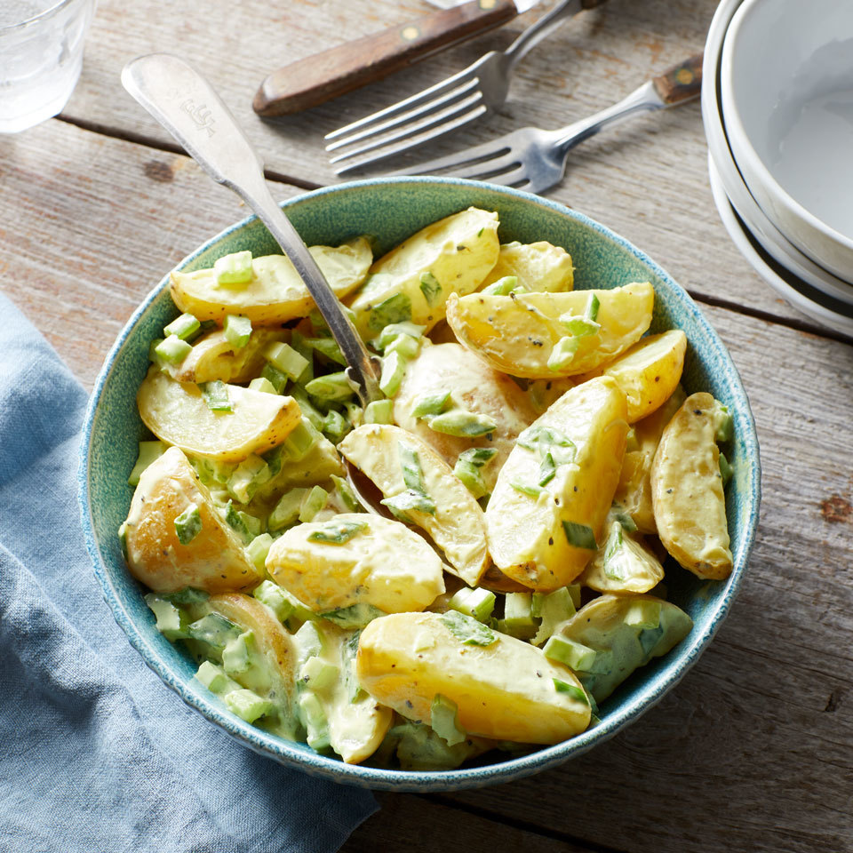Vegan Potato Salad Trusted Brands