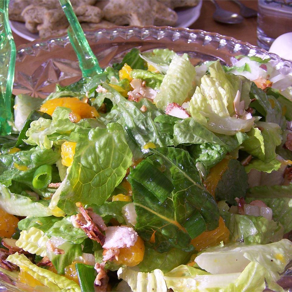 Mandarin Almond Salad BDEGER