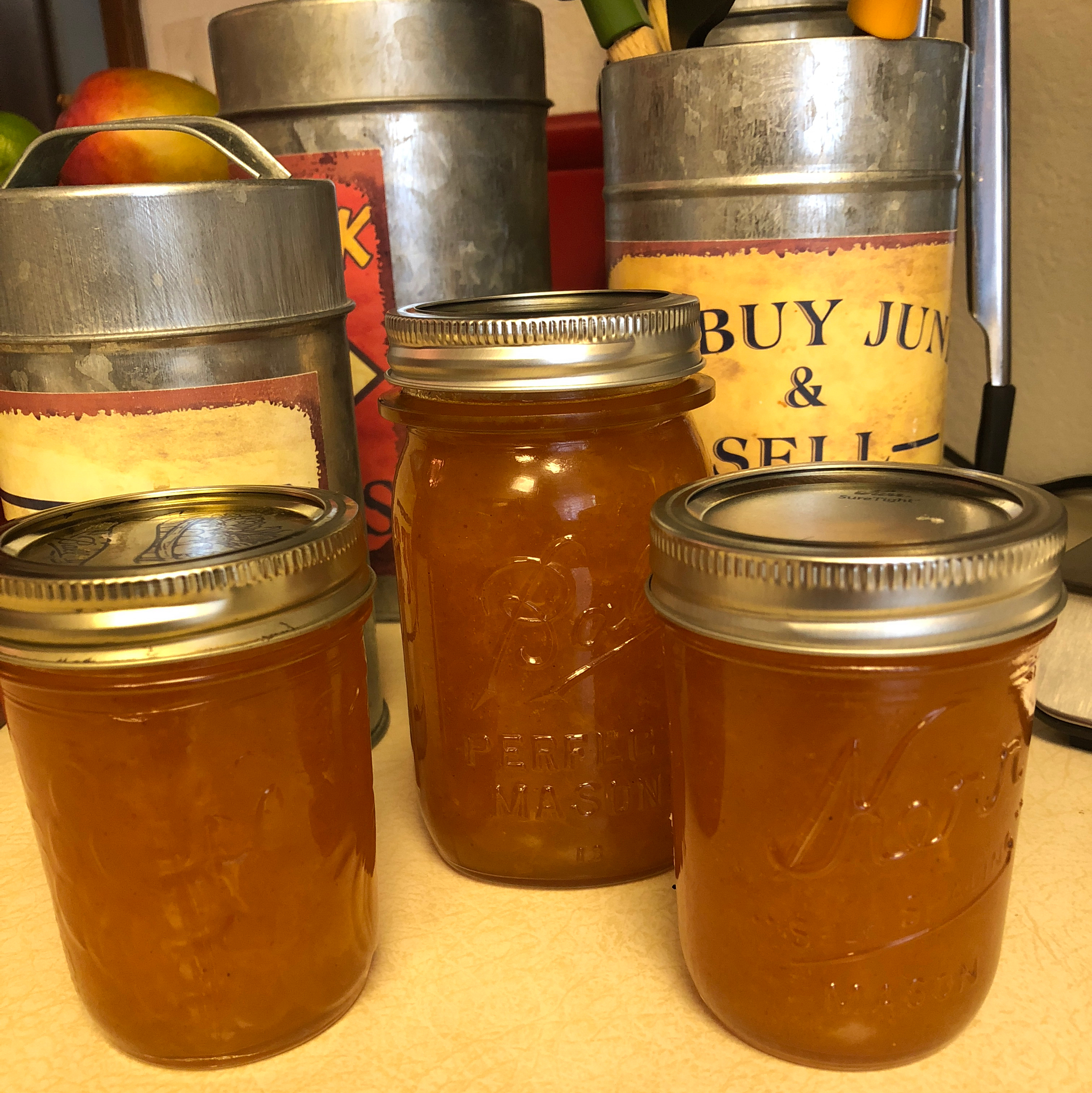 Apricot Jam lhall750