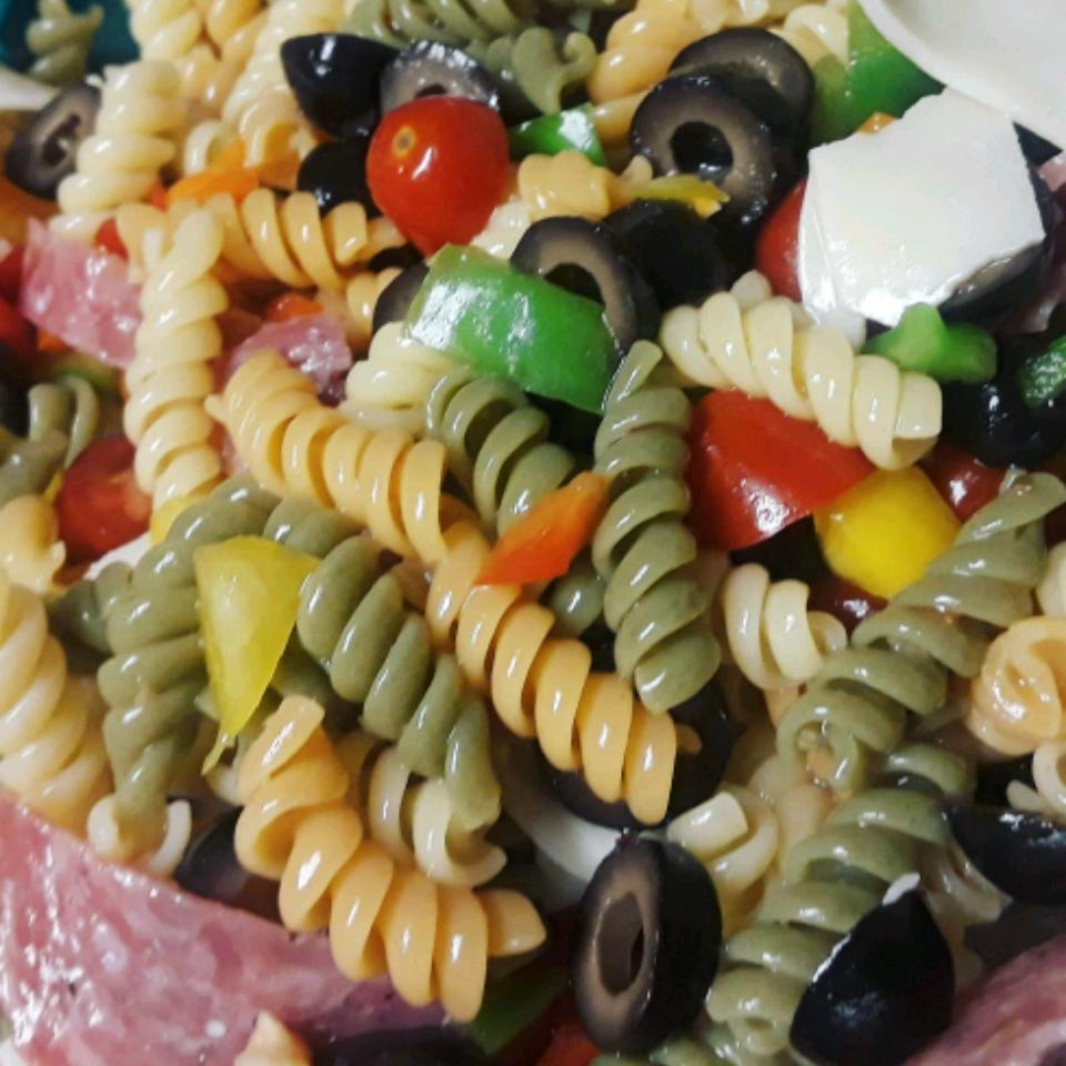 Pasta Deli Salad Charlotte Parker
