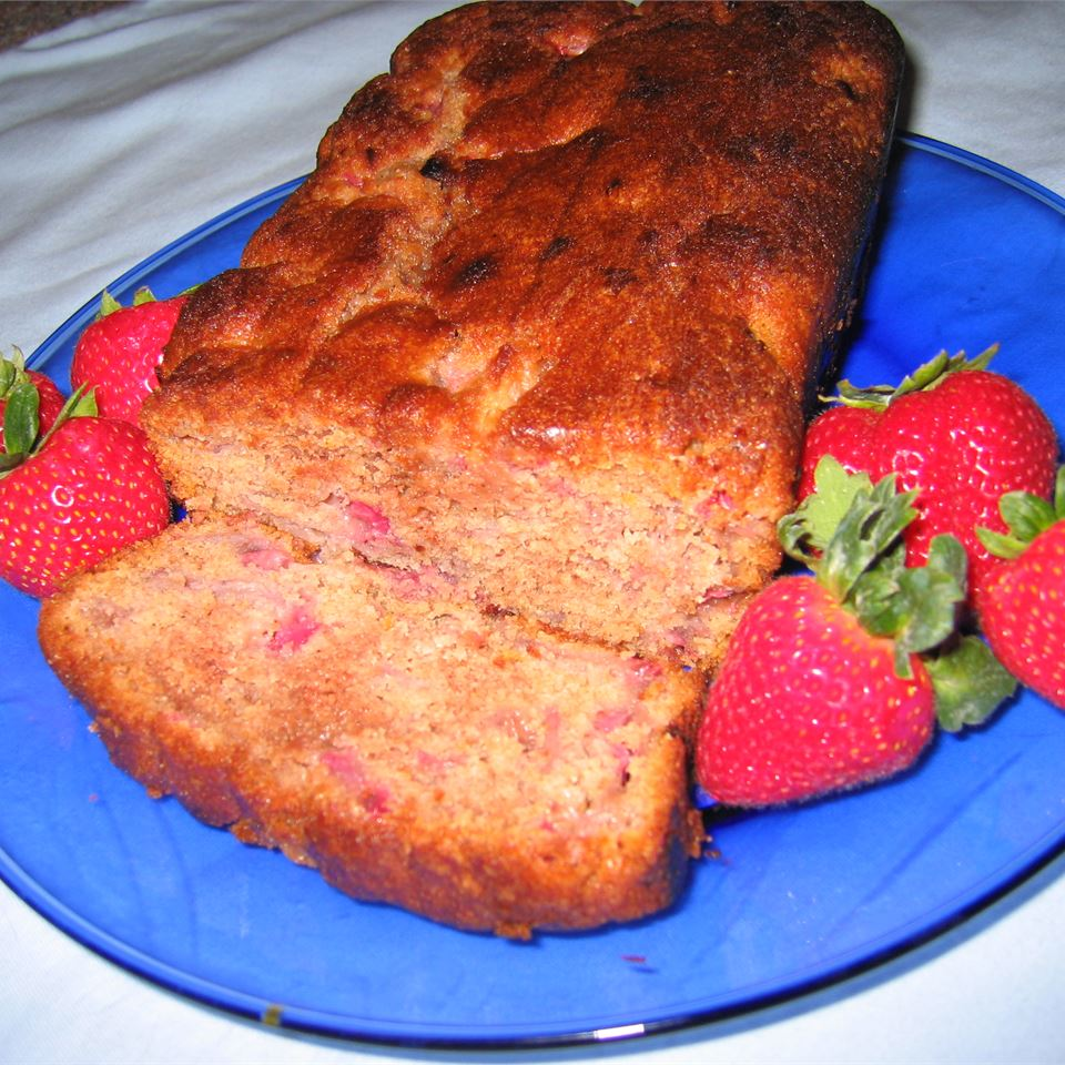 Strawberry Spice Loaf wylands mom
