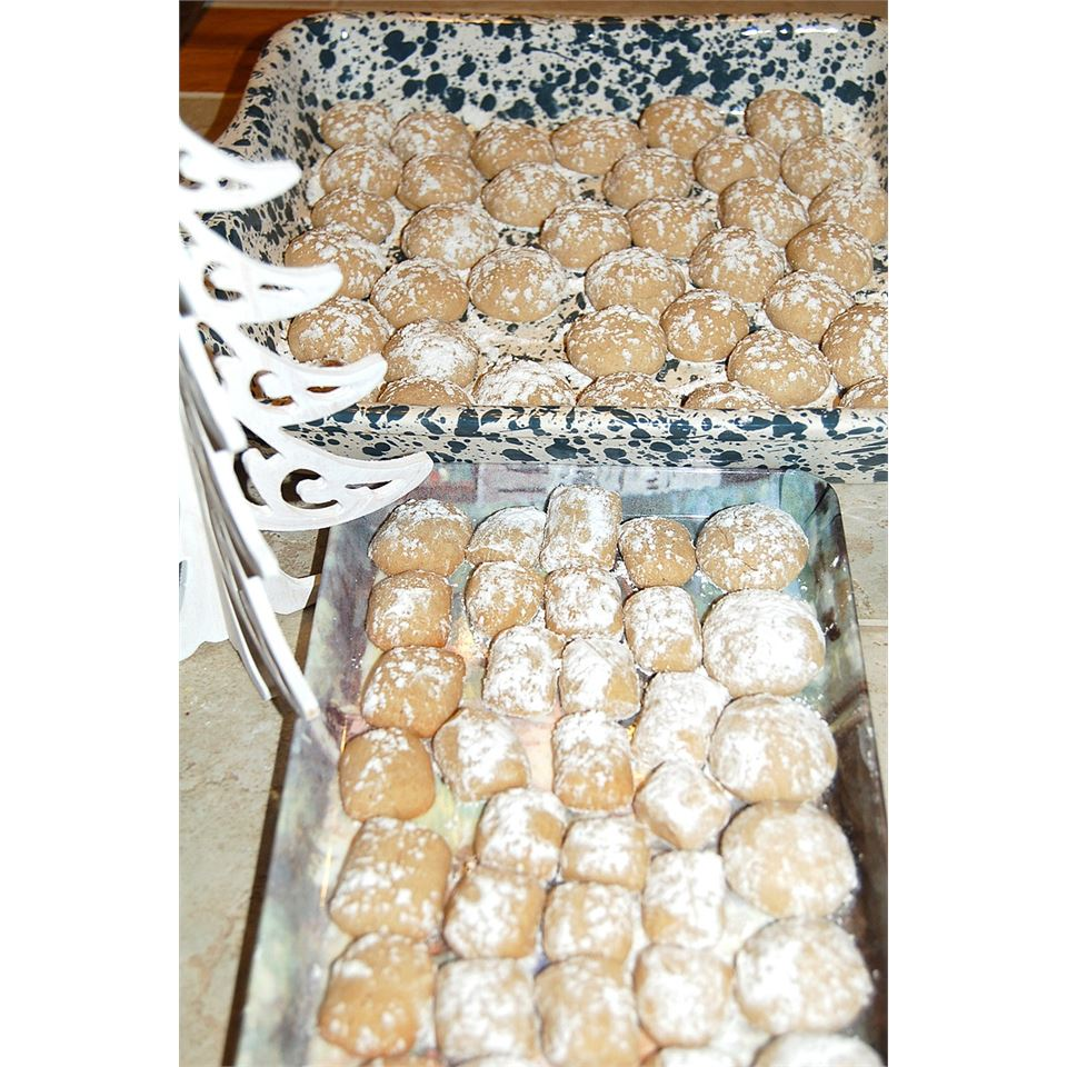 Pebber Nodder (Danish Christmas Cookies) celestialcharms