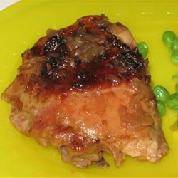 Bev's Orange Chicken McBacon