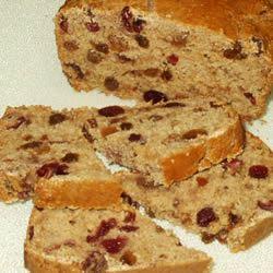 Cranberry Loaf Carol
