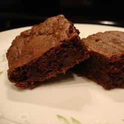 Triple Fudge Brownies B. Bake