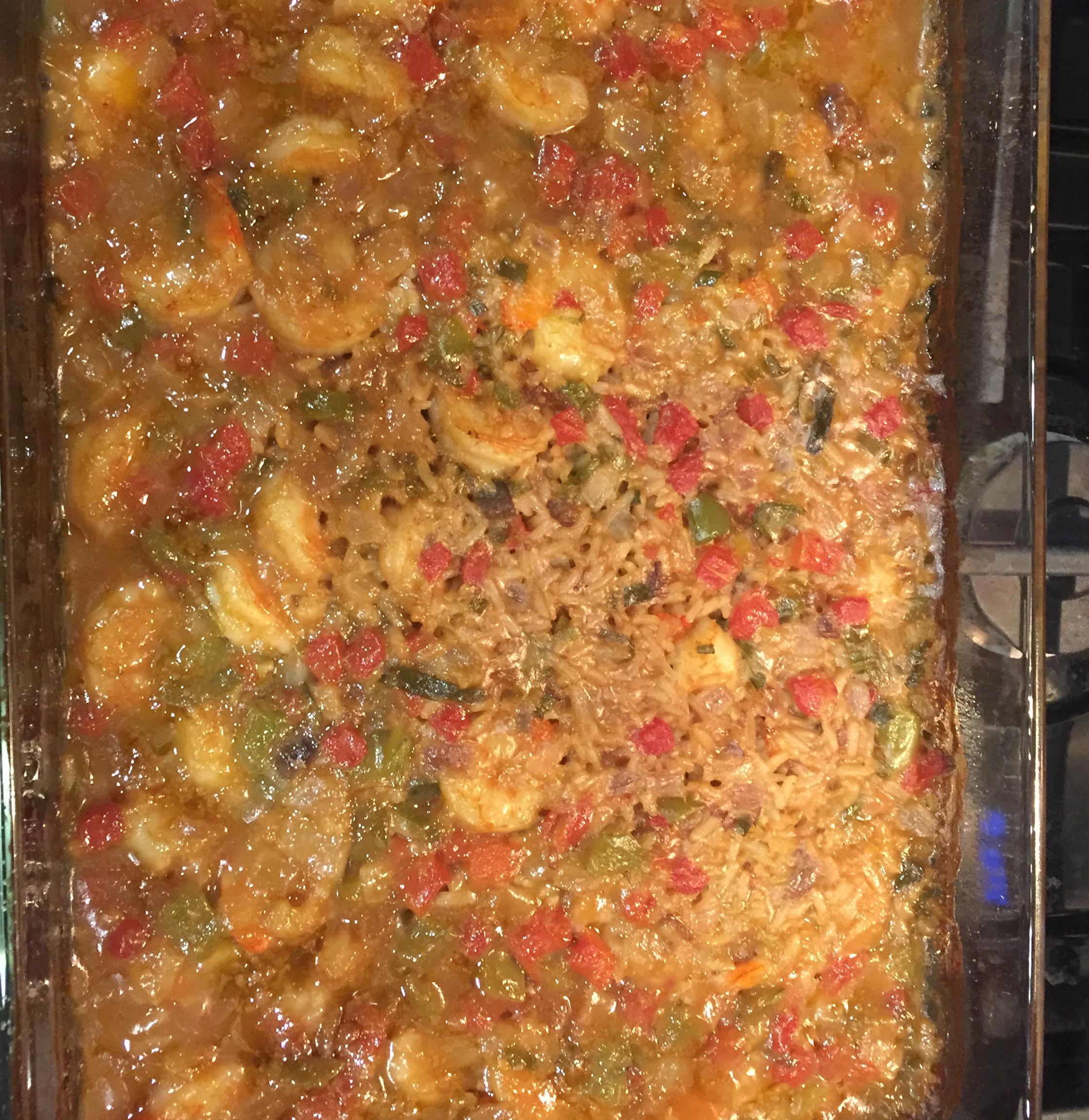 Big Easy Shrimp Rice