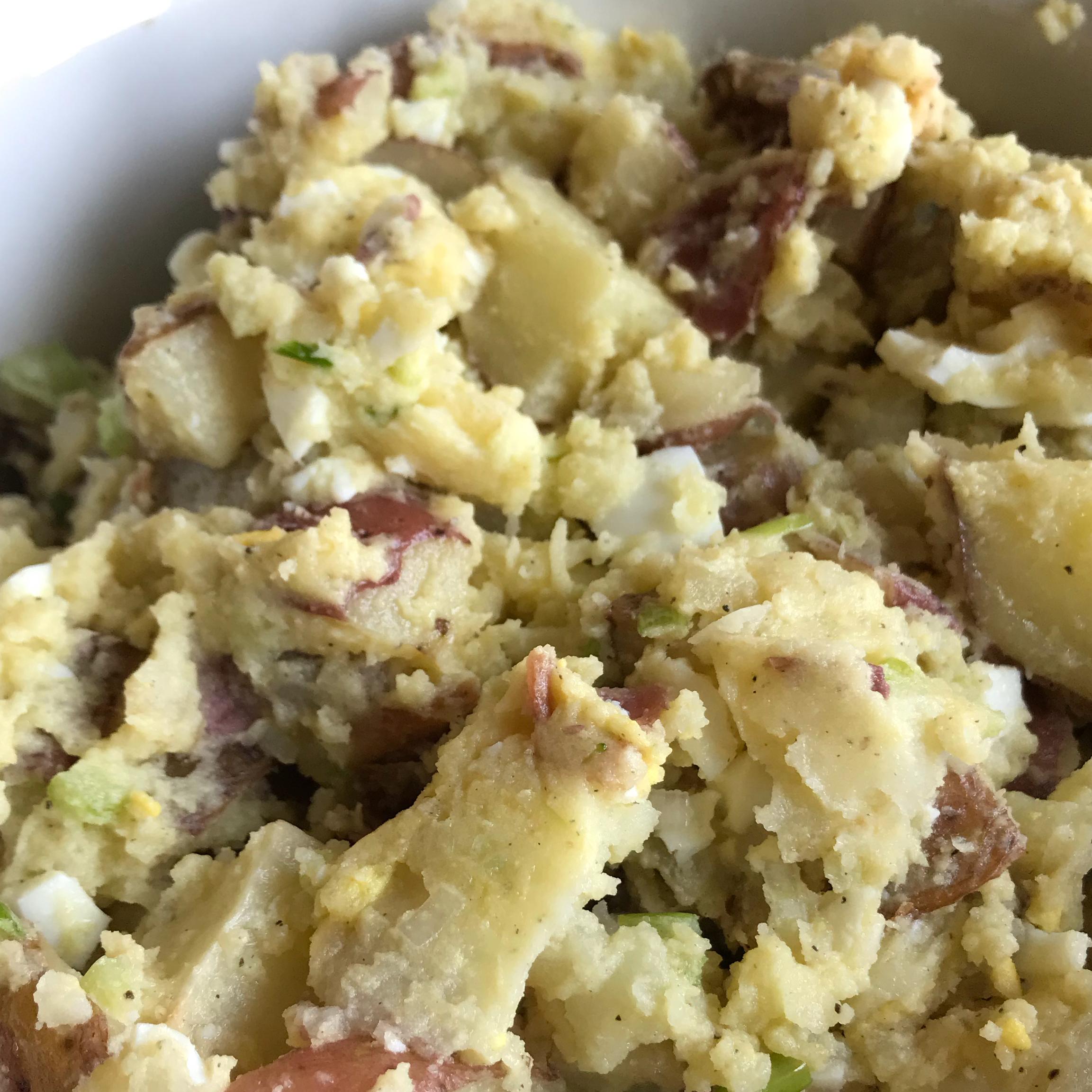 Roasted Red Potato Salad christina