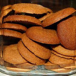 Icelandic Pepper Cookies celestialcharms