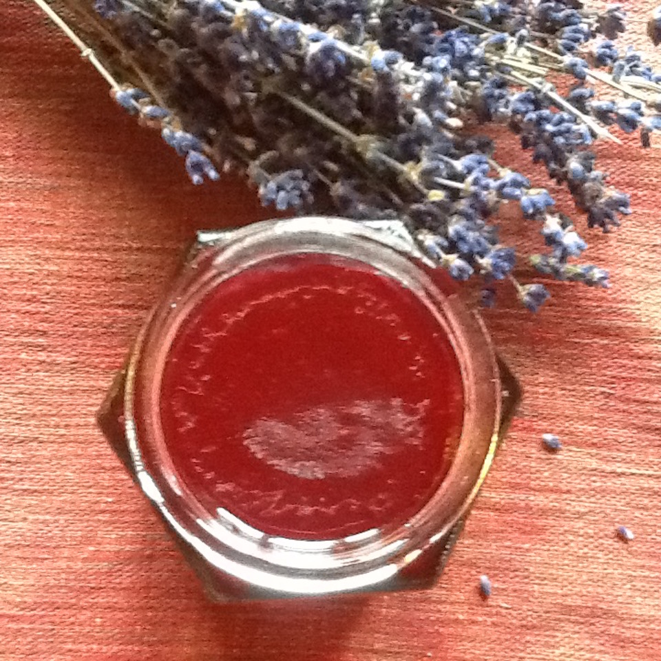 Sour Cherry Lavender Jelly