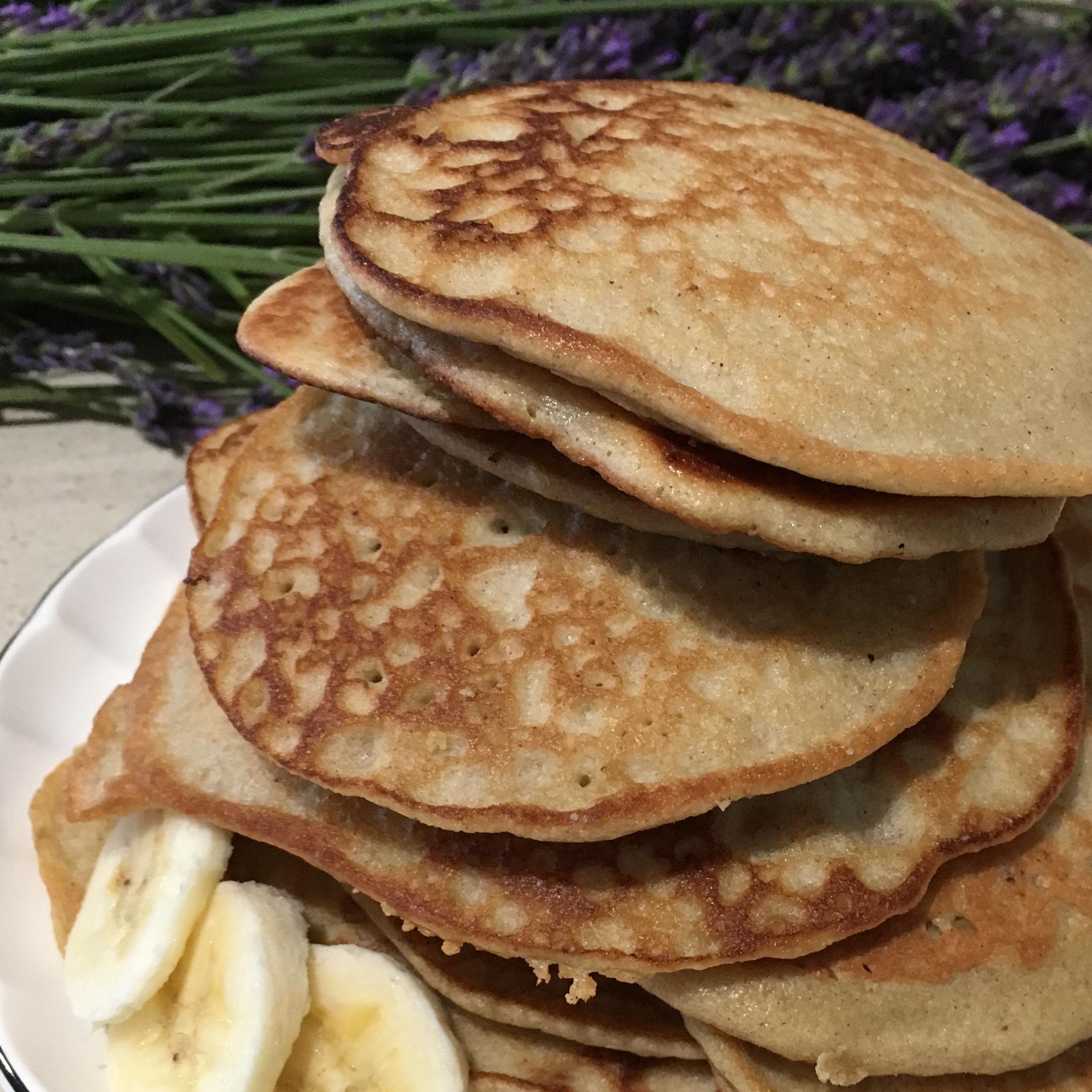 Almond Flour Pancakes from Almond Breeze® CanDoNan