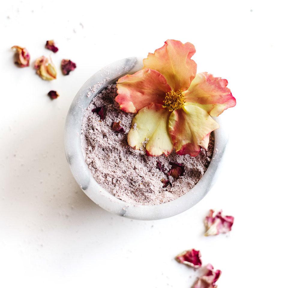 Rose Oatmeal Milk Bath Lily Diamond