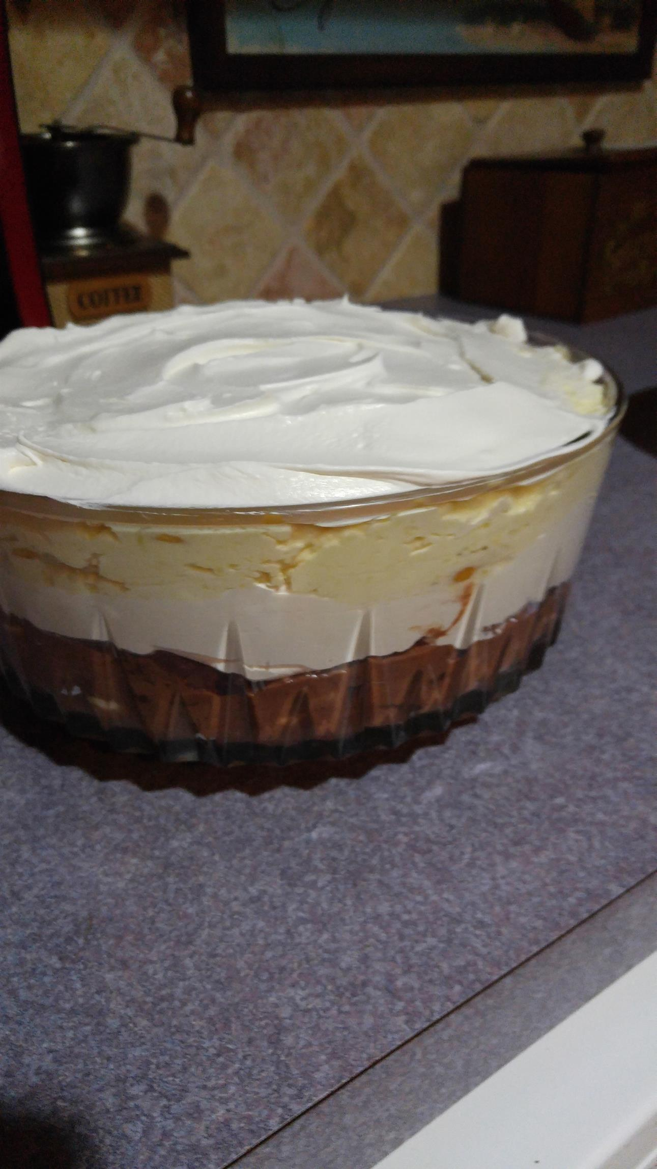 Dirty Banana Trifle Laurie A.