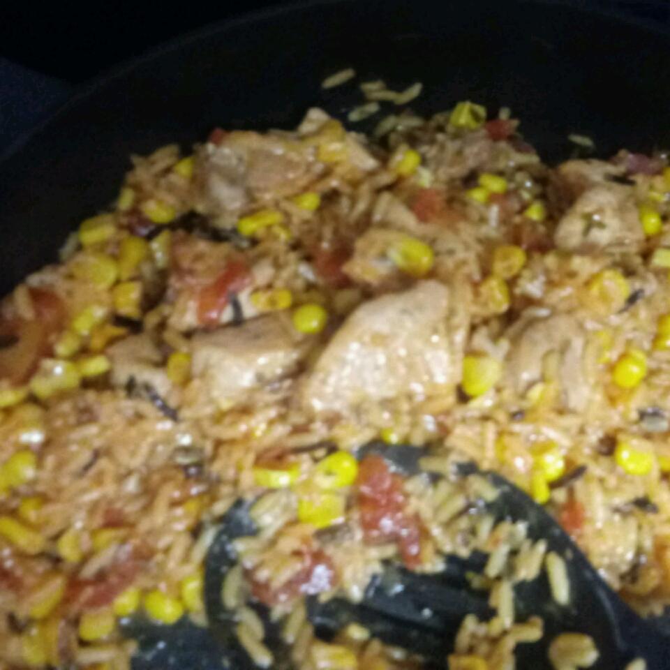 Pork Chop Skillet